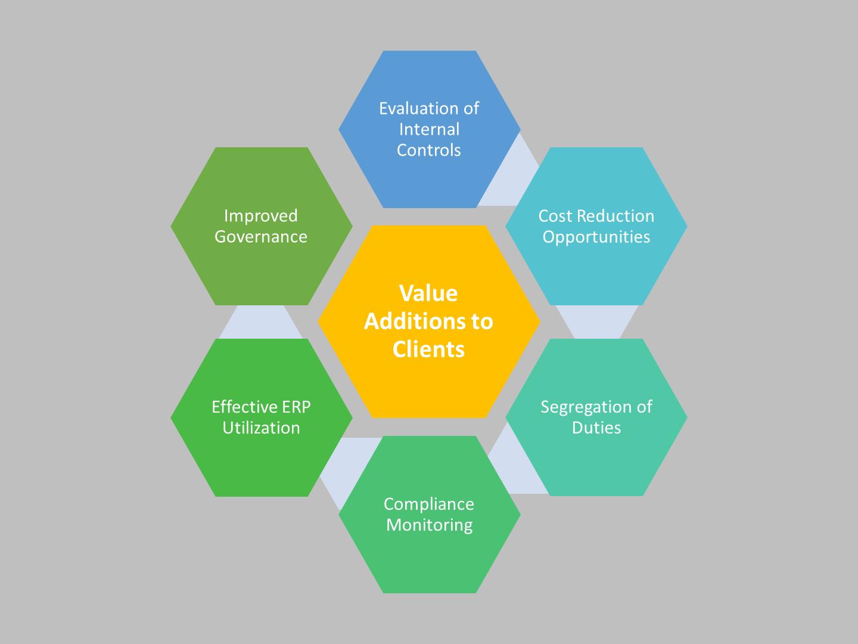 Value Additions through Internal Audit